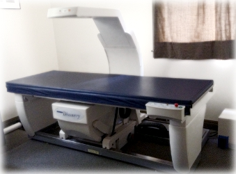 QDR-4500 Hologic machine